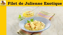 Filet de Julienne exotique