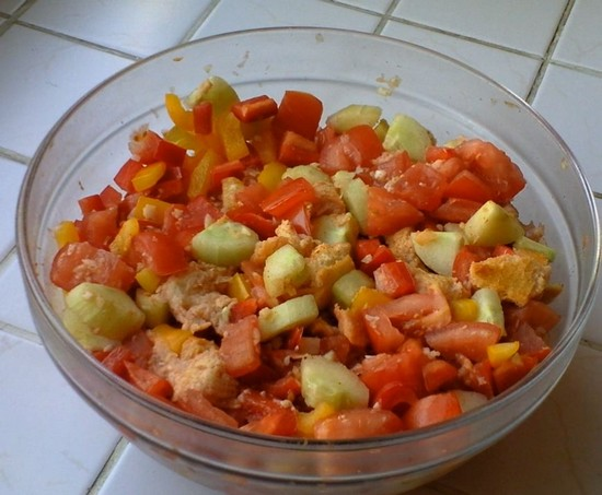 La salade fra che d 39 t for Entree fraiche ete
